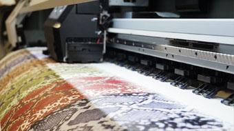 Sublimation transfer printing